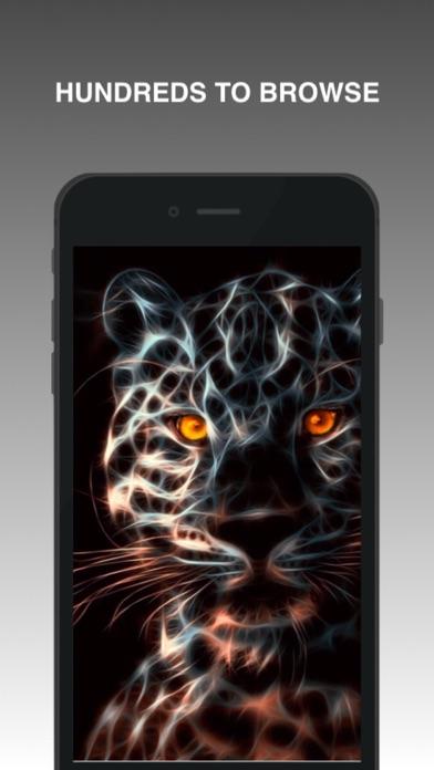 Neon Animal Wallpapers screenshot two