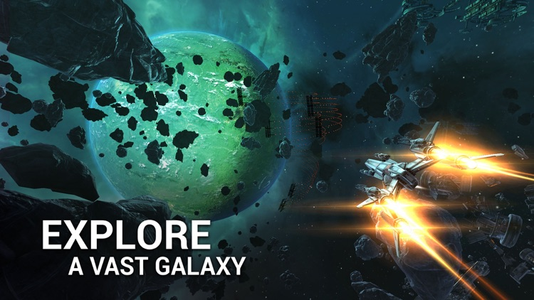 Galaxy on Fire 3 screenshot-4