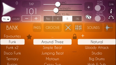Funk Drummer Screenshot 1