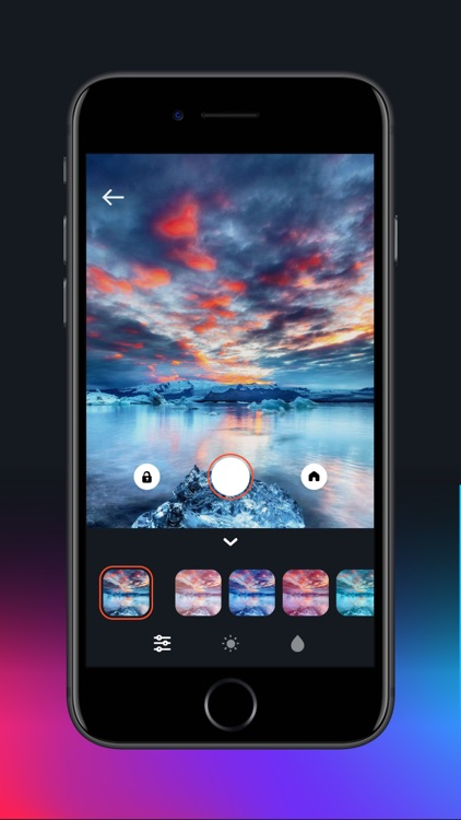 Mono Live Wallpaper screenshot-3