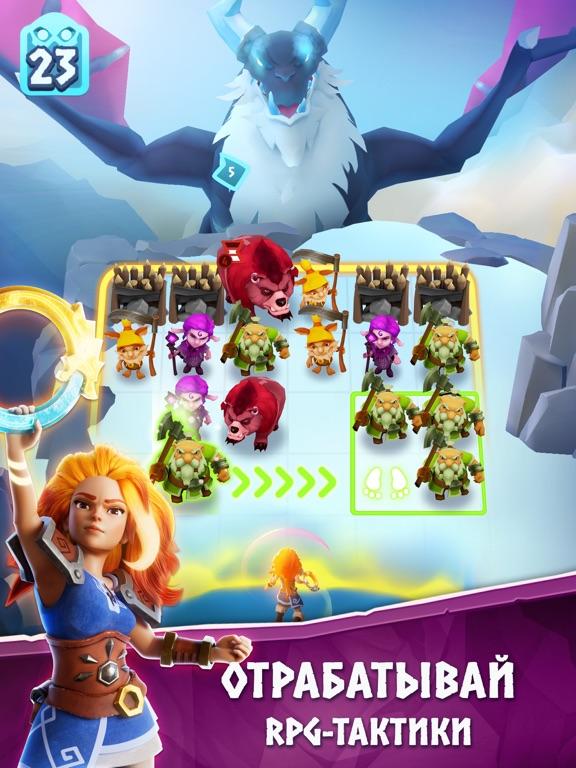 Legend of Solgard на iPad