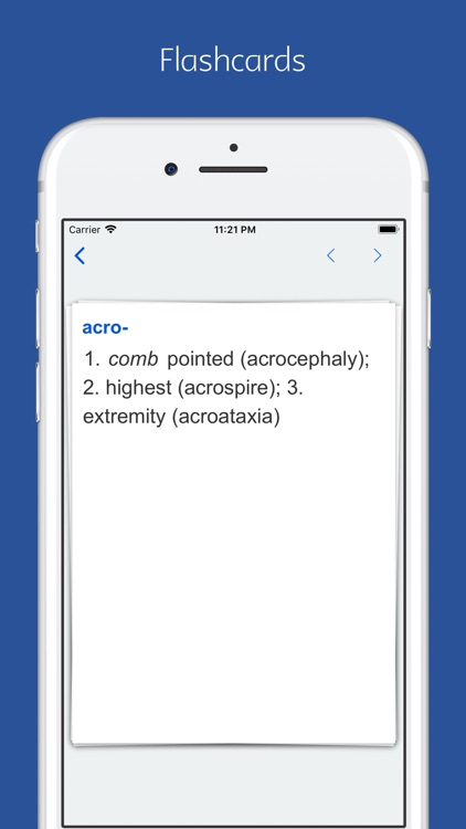 Word Root Dictionary screenshot-8