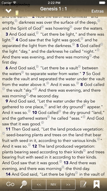 BibleScope: NIV, Message, ERV screenshot-0