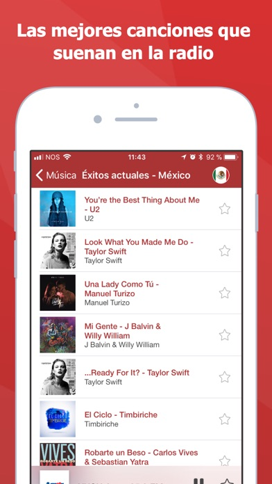 Screenshot for myTuner Radio Pro in Chile App Store