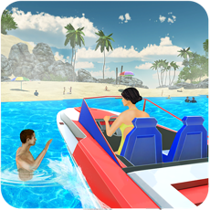 Activities of Beach Life Guard Simulator