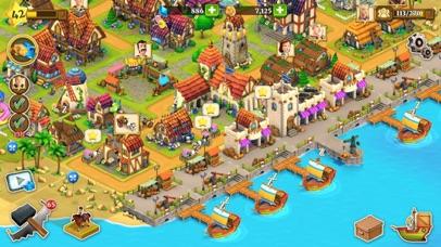 Town Village: Farm Build Trade Screenshot on iOS