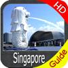 Singapore HD - Travel Map Navigator