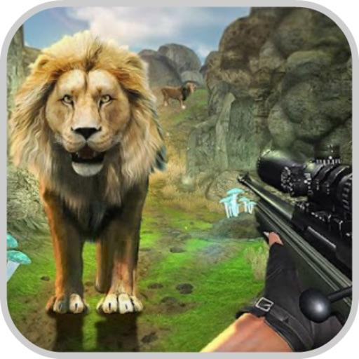 FBA Hunting Angry Lion: Hard C