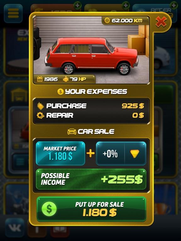 Racer Career Simulator screenshot 10