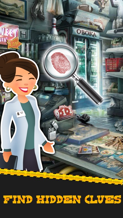 The Great Detective - Hidden Objects Mystery City screenshot-3