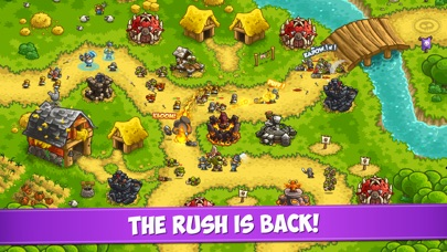 Screenshot for Kingdom Rush Vengeance in United States App Store