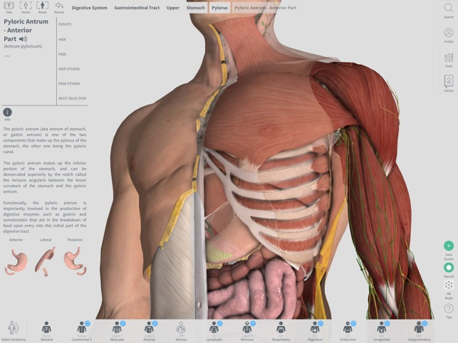 Complete Anatomy 2018 +Courses on the App Store