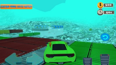 Screenshot for Driving Car UnderWarter 19 in Egypt App Store