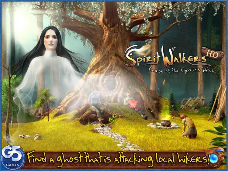 Spirit Walkers HD (Full) screenshot-0