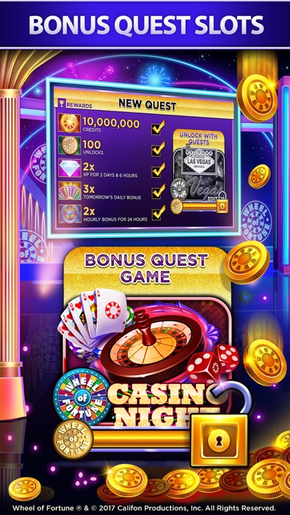 Wheel of Fortune Slots screenshot-3