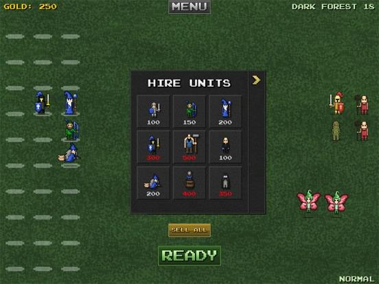 Screenshot #2 for 8bitWar: Netherworld