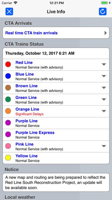 Chicago Metro from Zuti Screenshot