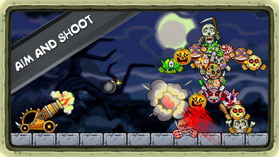 Roly Poly Monsters screenshot 1
