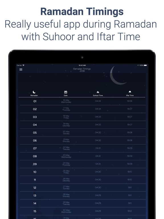 Muslim Athan Plus: Ramadan2018 Screenshots