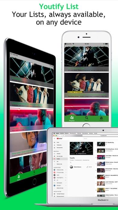 Youtify + for Spotify... screenshot1