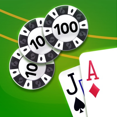 Blackjack – Casino Card Game ios app