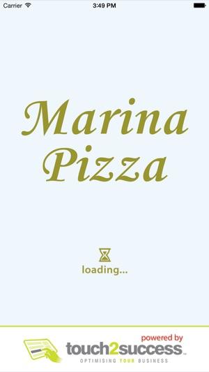 Marina Pizza On The App Store