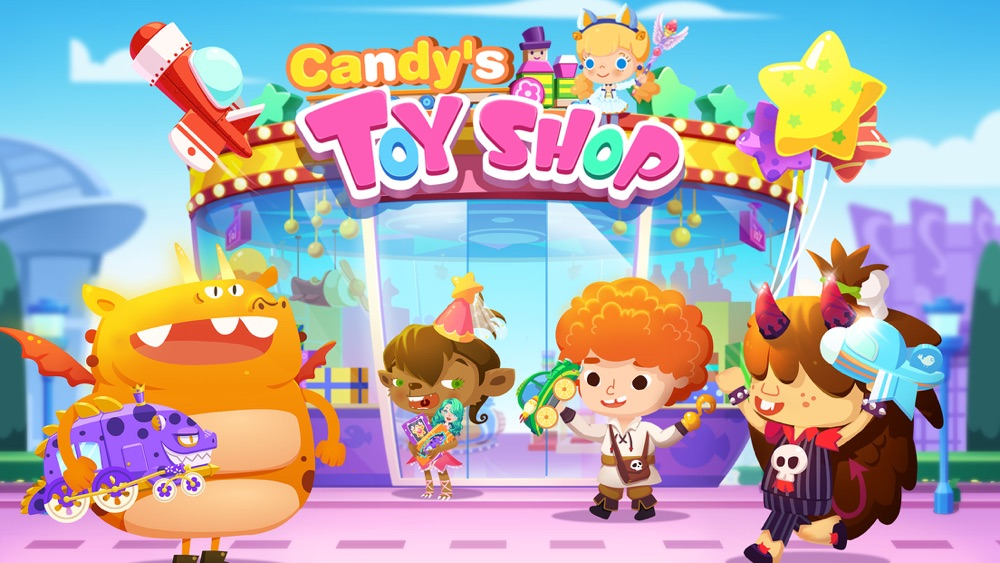 Candy's Toy Shop Cheat Codes