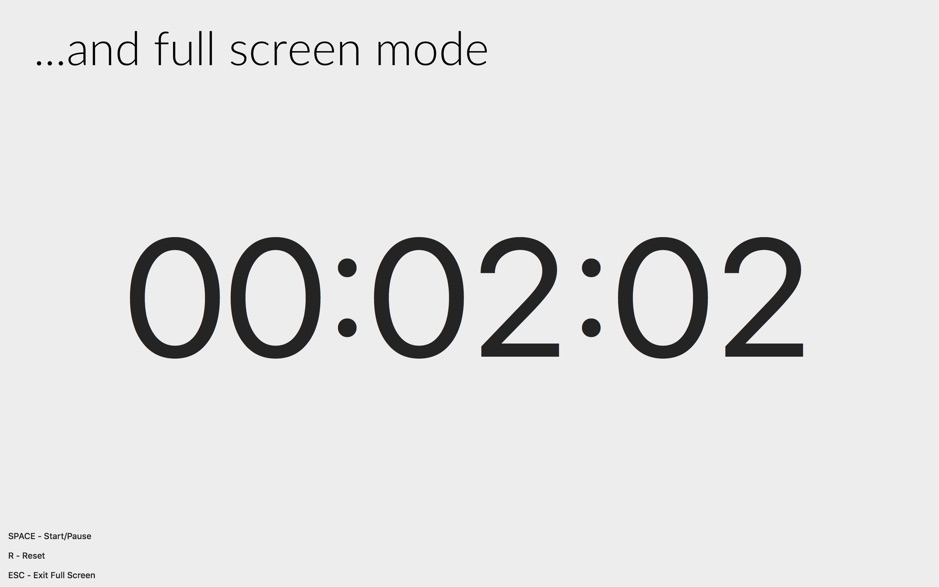 Timey 3.3.0d Mac 破解版 定时倒计时软件-麦氪派