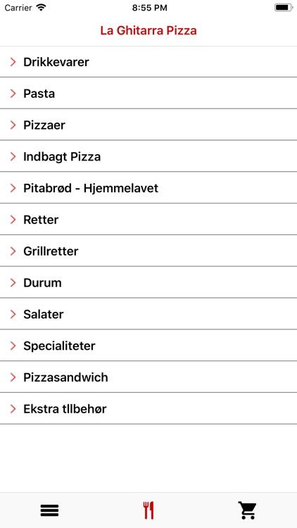 La Ghitarra Pizza, Kolding