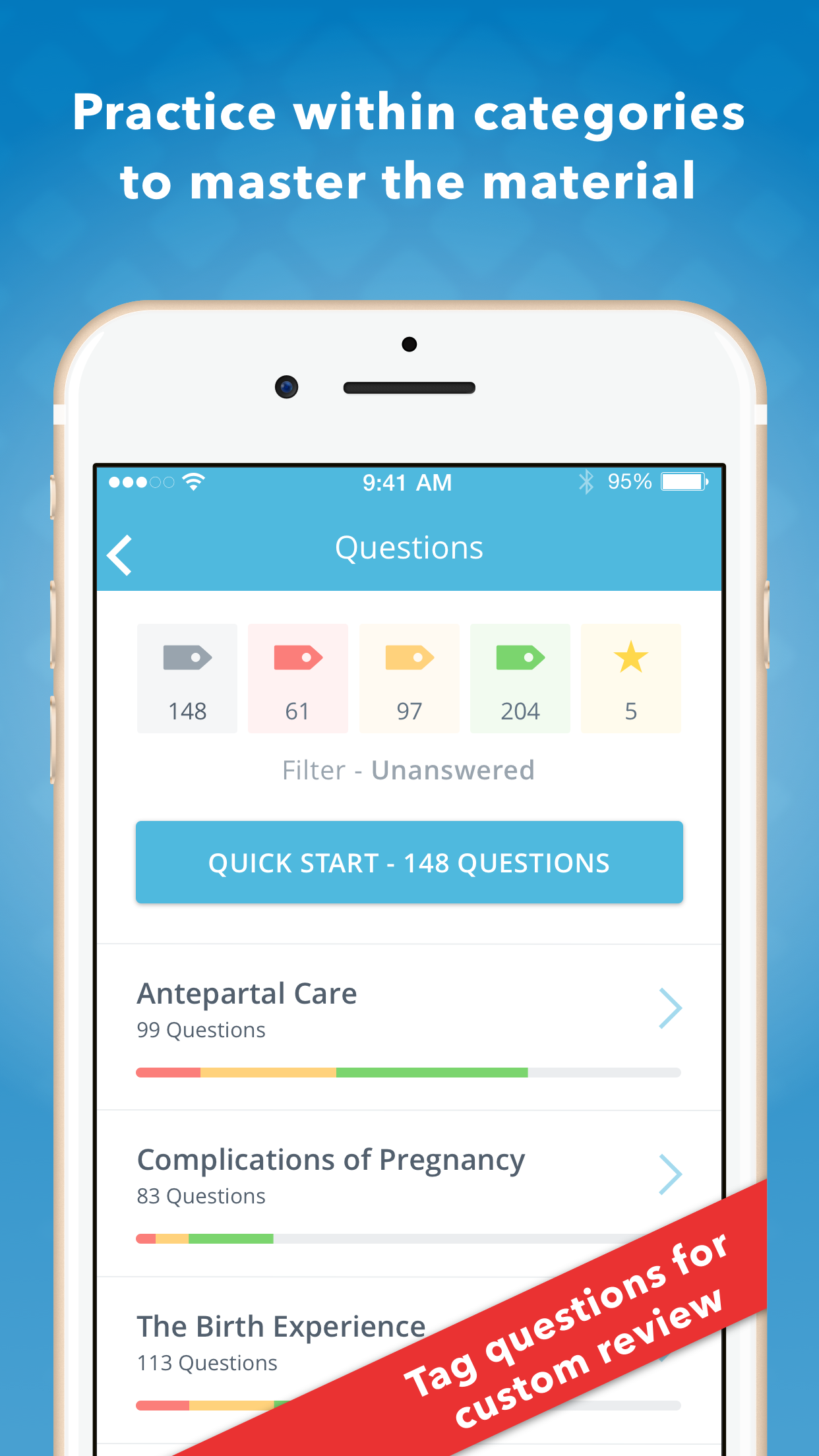 NCLEX RN Review by Lippincott Screenshot