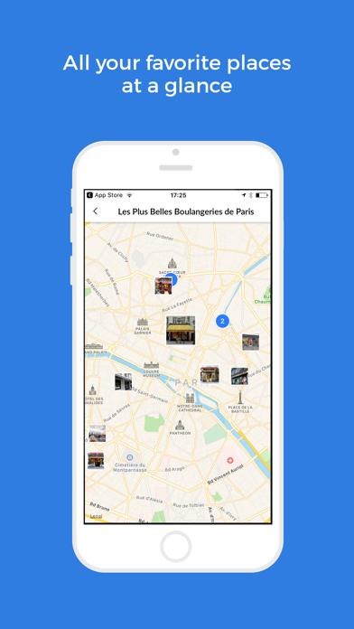 Wemap - smart maps screenshot