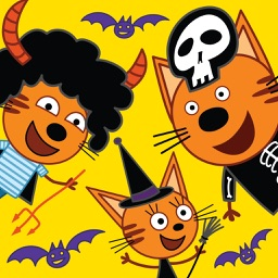 Kid-E-Cats: Halloween