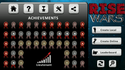 Rise Wars (strategy & risk)Screenshot von 3