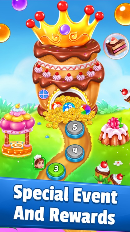 Pastry Pop Blast screenshot-3