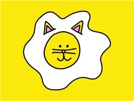 Cat Egg Sticker Pack