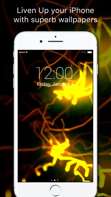 Live Wallpapers : New live wallpapers for iPhone screenshot-4