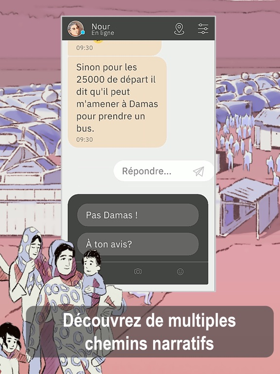 Screenshot #6 pour Enterre moi, mon amour