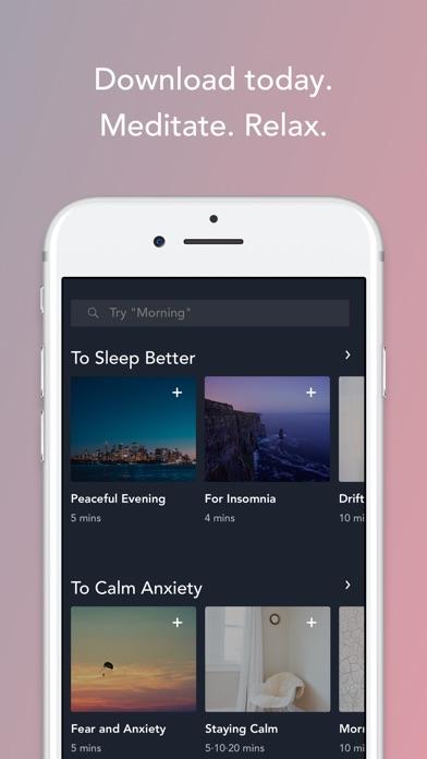 Simple Habit - Meditationスクリーンショット