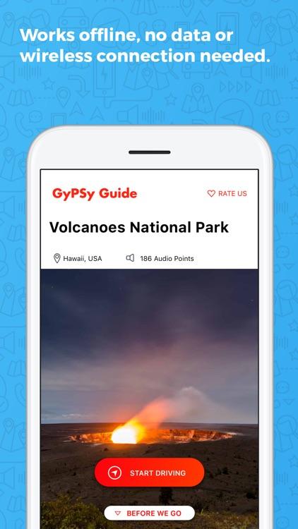 Volcanoes - Big Island GyPSy