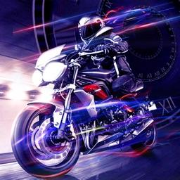 狂野摩托-3D汽车游戏之公路骑手