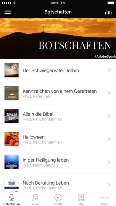 Kleine Gemeinde 106 screenshot 1