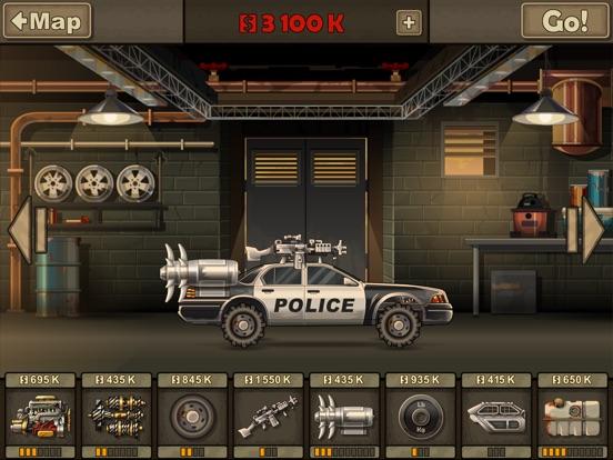 Screenshot #4 for Earn to Die 2 Lite