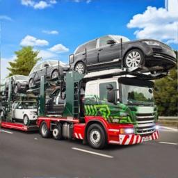 Off-Road Cars Transport Truck