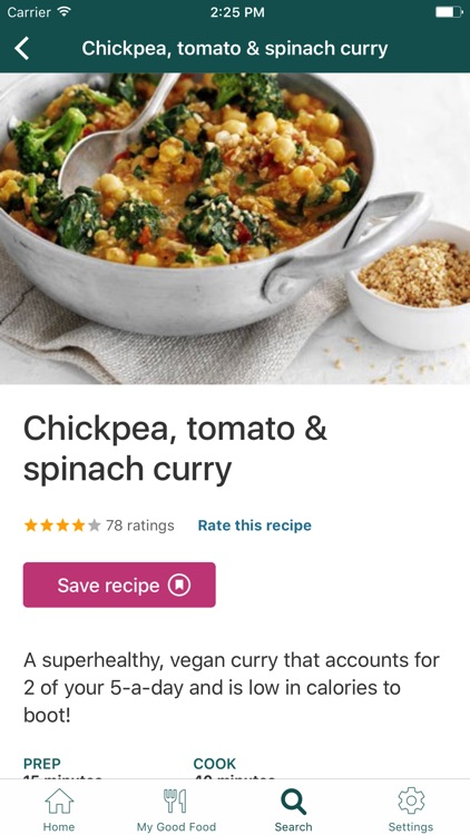 BBC Good Food screenshot-3