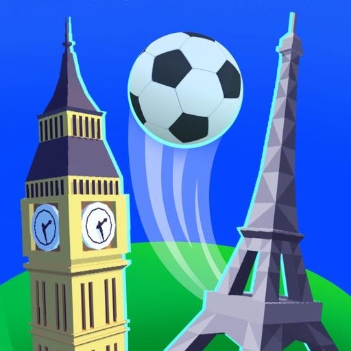 Soccer Kick app for iphone