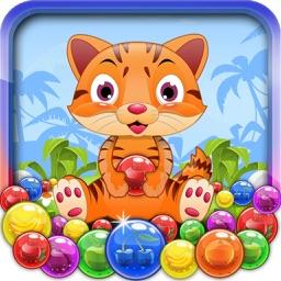 Cat Bubble Pop : Rescue Kitty