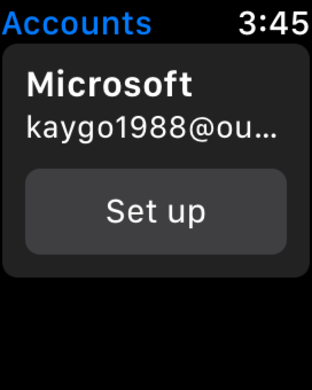 Screenshot #5 for Microsoft Authenticator