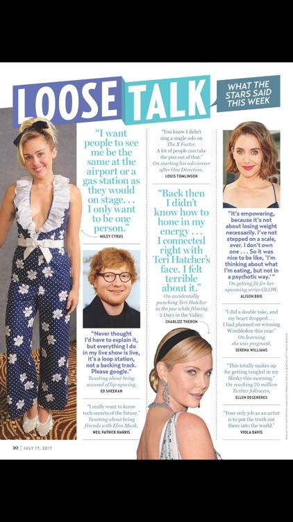 Us Weekly (Magazine) screenshot-3