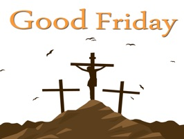 Good Friday Stickers 2018
