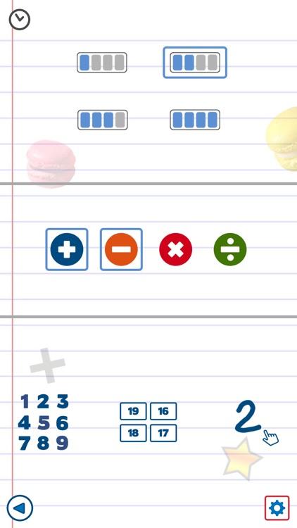 AB Math - fun games for kids screenshot-7